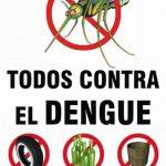 Campaña de descacharrado para prevenir el Dengue, Zika y Chikungunya