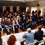 VGB presente en el Encuentro Provincial de Gestores Públicos de Cultura
