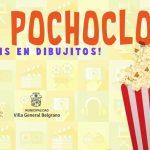 """Todos los jueves de julio """"Cine Pochoclo"""""""