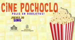 """Cine Pochoclo hoy te invita a ver """"SING"""""""