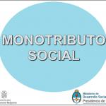 Monotributo Social en VGB