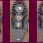 Llegaron las primeras LED para renovar el alumbrado público