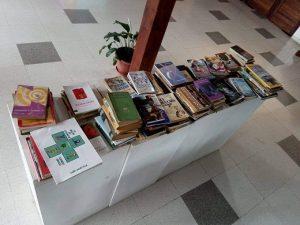 """""""Libros de ida y vuelta"""" permanente en Casa del Bicentenario"""