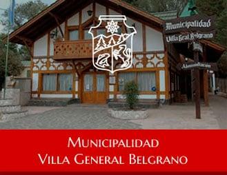 Municipalidad de Villa General Belgrano