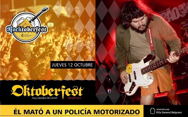 El jueves 50 años de Rock Nacional en Rocktoberfest