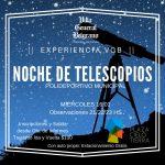 Noche de Telescopios…