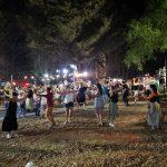 Villa General Belgrano: Exitosa CorderoFest, exitosa ocupación