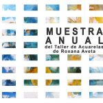 Muestra anual del Taller de Acuarelas de Roxana Aveta