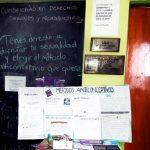 Actividad de la Consejería de Derechos Sexuales  en el Centro de Salud
